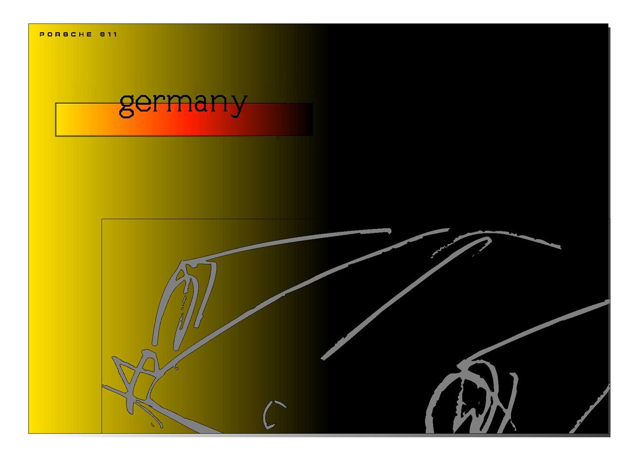 ドイツ車 イラスト